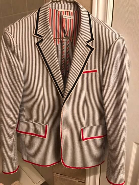 Thom Browne 16ss Runaway rare blazer Size 46S