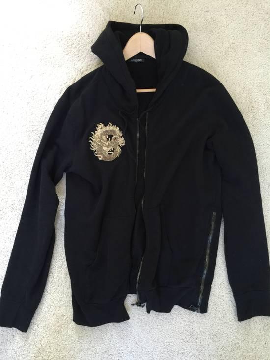 Balmain Black Dragon Hoodie Size US L / EU 52-54 / 3 - 3