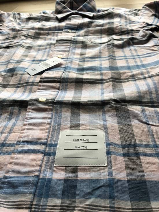 Thom Browne NEW Thom Browne OCBD Shirt - Size 2 Size US M / EU 48-50 / 2 - 1