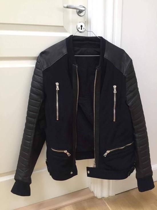 Balmain Balmain leather jacket Size US L / EU 52-54 / 3 - 1