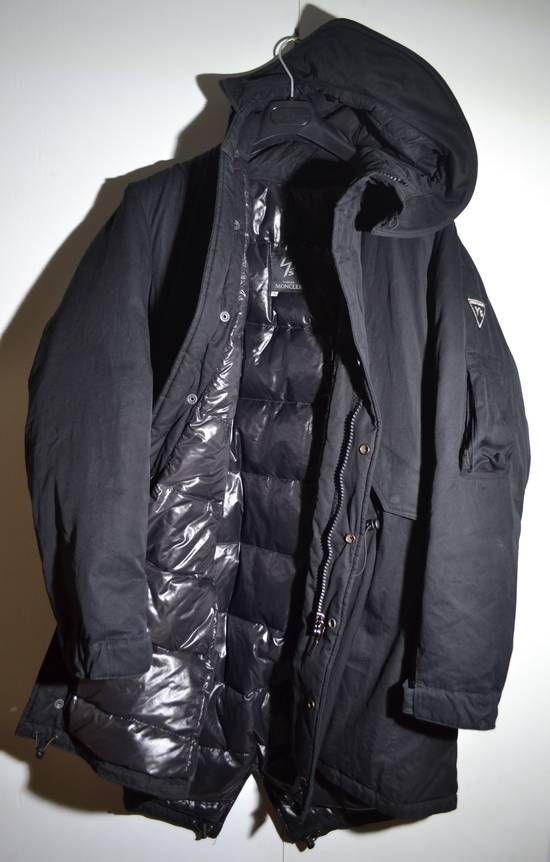 low priced 3f8a3 21a2f Yohji Yamamoto x Moncler Down Fishtail Parka Military Pocket Design XL -  XXL size