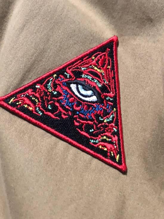 """Givenchy """"Real Eyes Realize Real Lies"""" Slogan Shirt Size US S / EU 44-46 / 1 - 12"""