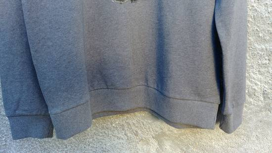 Givenchy Givenchy Grey Rottweiler Print Shark Bambi Star Men's Sweater size M (relaxed) Size US M / EU 48-50 / 2 - 5