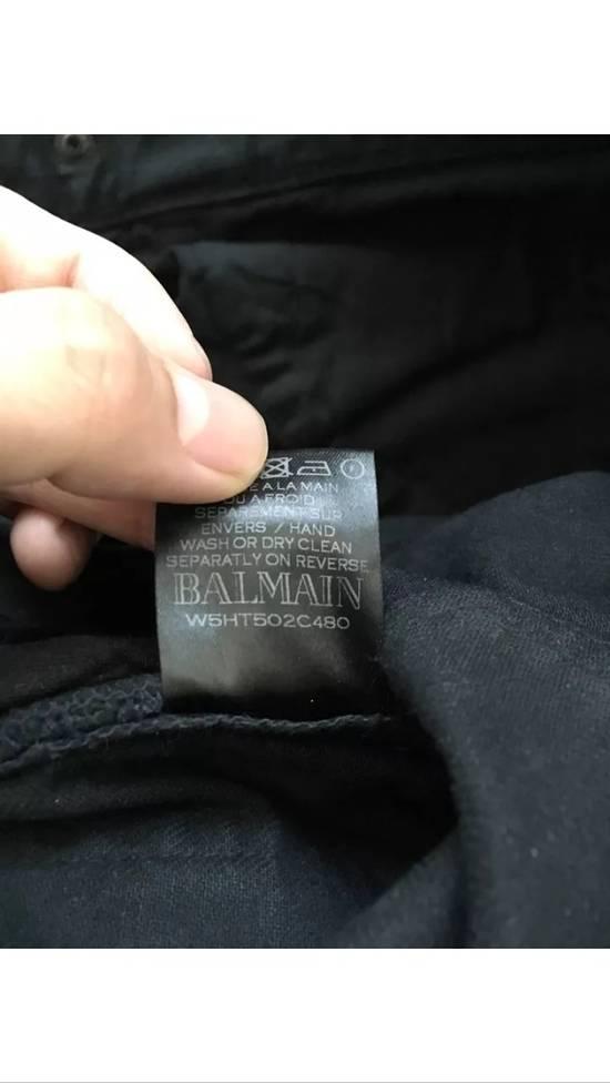 Balmain Black Balmain Size US 31 - 1