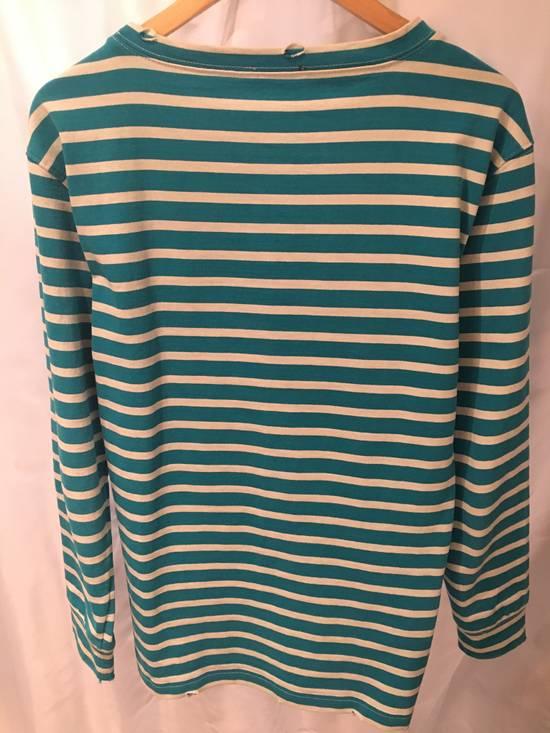 Balmain Balmain Decarnin Stripe L/S Shirt Size US S / EU 44-46 / 1 - 1