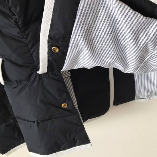 Thom Browne THOM BROWNE X MONCLER GAMME BLEU DOWN SUITS Size 38R - 4