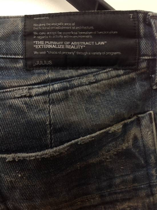 Julius Julius Gothik Denim Size US 30 / EU 46 - 7
