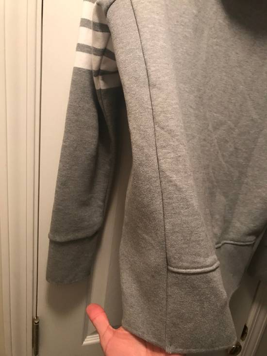 Thom Browne Classic Grey Zip Up Hoodie Size US L / EU 52-54 / 3 - 2