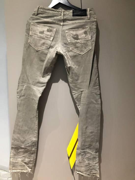 Julius Distressed Grey Jeans Size 1 Size US 28 / EU 44 - 5