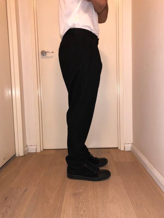 Givenchy Drop Crotch tailored pants Size 48R - 5