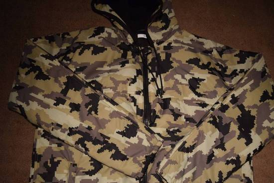 Givenchy Givenchy Authentic $1640 Camo Jacket Blouson Size 52 Brand New Size US L / EU 52-54 / 3