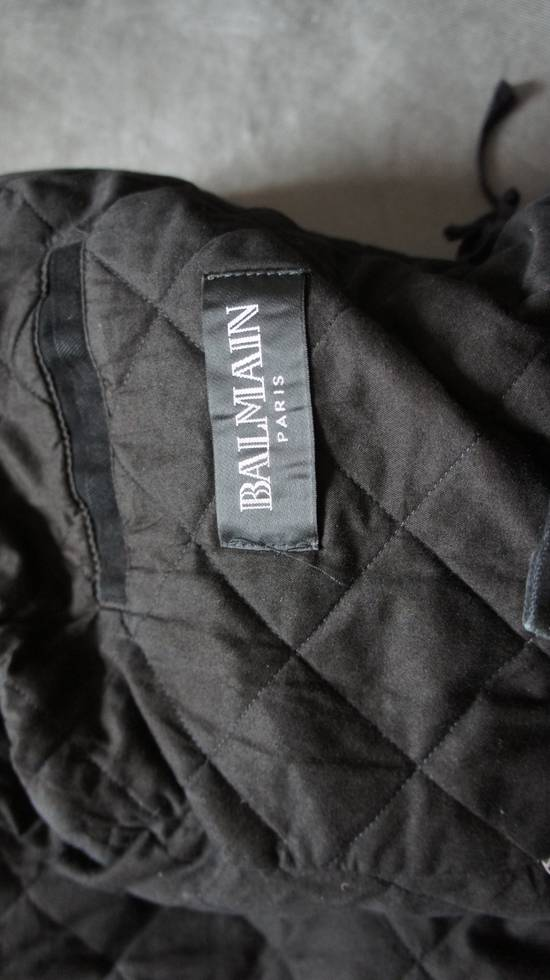 Balmain AW10 waxed parka by Decarnin Size US M / EU 48-50 / 2 - 7