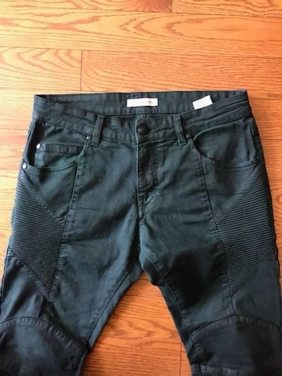 Balmain Biker Jeans Size US 34 / EU 50