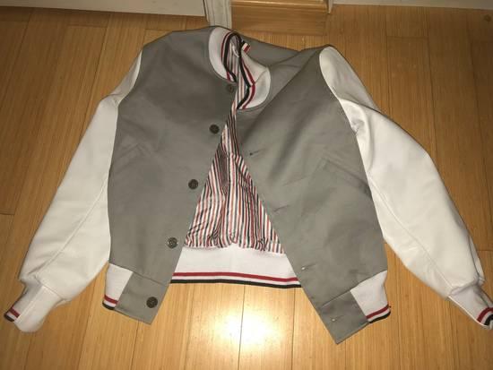 Thom Browne Thom Browne Varsity Rare Two Tone Jacket Size US S / EU 44-46 / 1 - 3