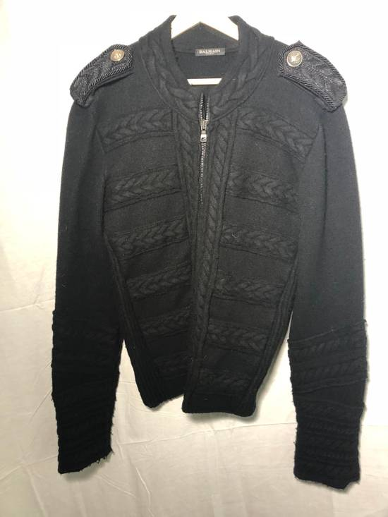 Balmain Balmain Officer Wool Jacket Sz M Size US M / EU 48-50 / 2