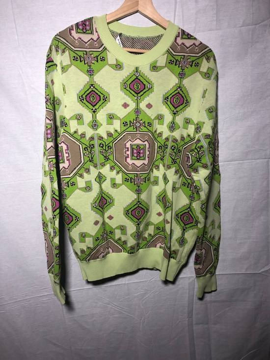 Givenchy Persian Rug Sweater Size M Size US M / EU 48-50 / 2 - 3