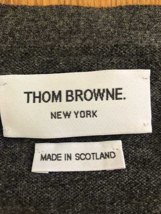 Thom Browne * FINAL DROP * Classic 4 Bar Cashmere Cardigan Size US S / EU 44-46 / 1 - 2