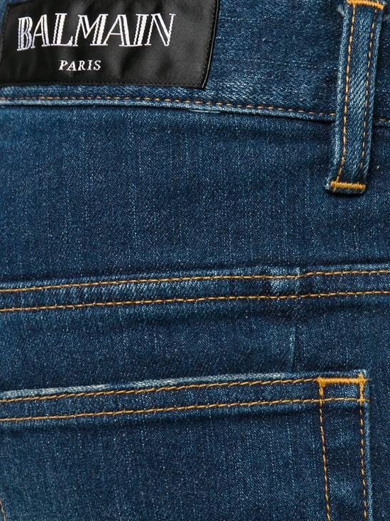 Balmain biker jeans Size US 30 / EU 46 - 1