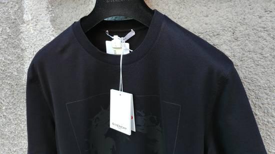 Givenchy $450 Givenchy Jesus Christ Print Rottweiler Cuban / Slim Fit T-shirt size XL (M) Size US M / EU 48-50 / 2 - 6