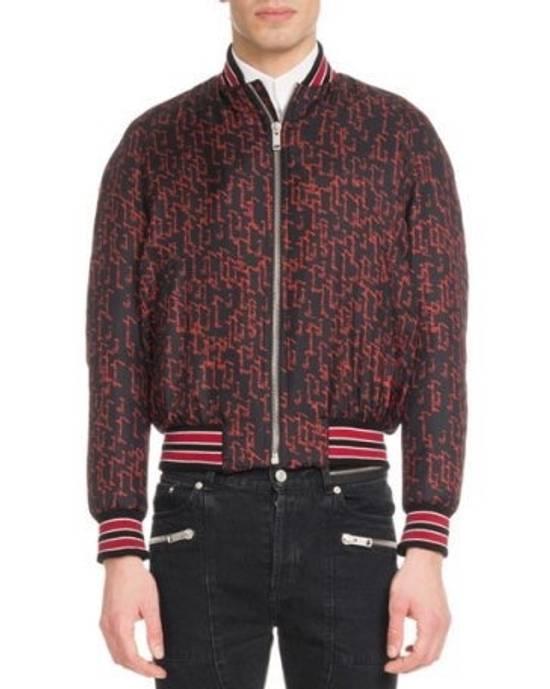 Givenchy givenchy printed Silk bomber jacket Size US M / EU 48-50 / 2