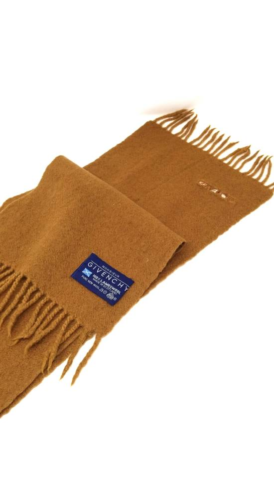 Givenchy Wool scarf beige Size ONE SIZE - 6