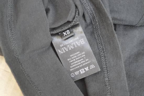 Balmain Black T-shirt Size US XS / EU 42 / 0 - 4