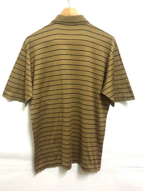 Givenchy Vintage 90s Givenchy Gentleman striped polo shirt made in italy Size US M / EU 48-50 / 2 - 2