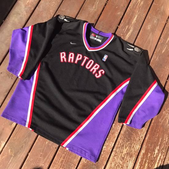 f49fbc58d49 Nike Toronto raptors Nba Hockey Jersey Size l - Long Sleeve T-Shirts ...