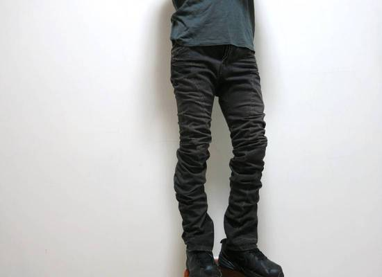 Julius FW08 Black/Brown Stacking Denim Size US 30 / EU 46 - 12