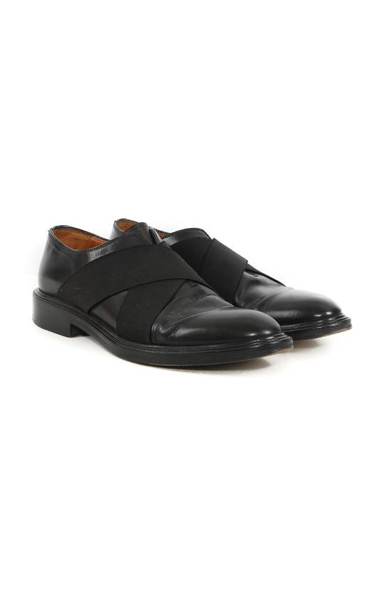 Givenchy Givenchy Black Leather Oxford Shoes Size US 8 / EU 41