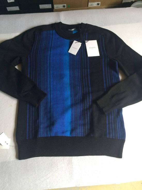 Balmain Balmain $690 Men's Black Sweater Size S Brand New With Tags Size US S / EU 44-46 / 1