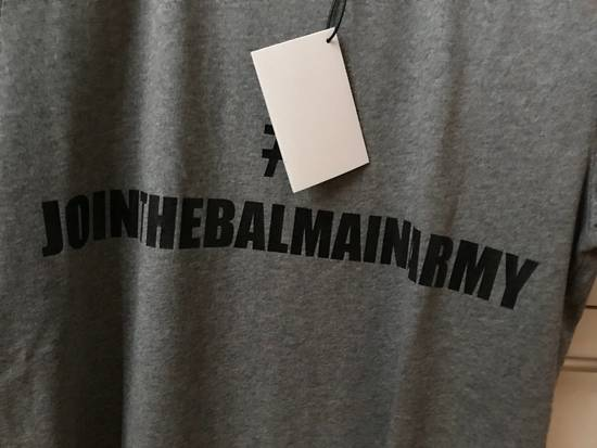 Balmain BALMAIN Join The BALMAIN Army Tee M New Size US M / EU 48-50 / 2 - 3