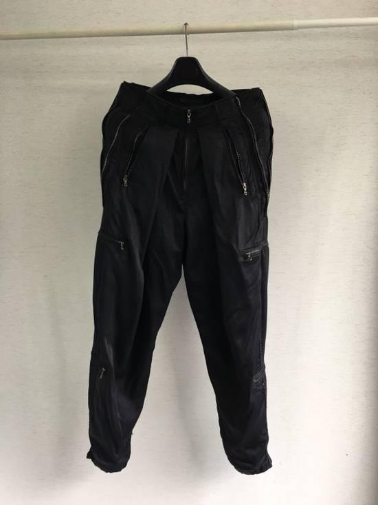 Julius Multi-zipper Pants Size US 30 / EU 46