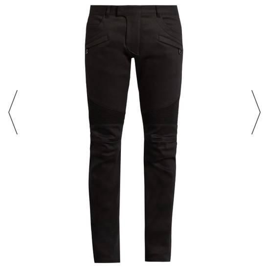 Balmain Balmain Biker Jeans Noir/Black Size 28 Size US 28 / EU 44