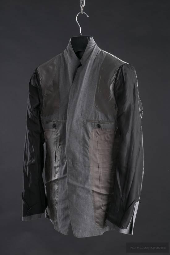 Julius = final drop = 2009 SS tailored wool blazer Size US S / EU 44-46 / 1 - 9