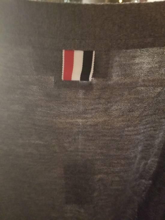 Thom Browne Thom Browne V neck Cardigan merino wo Size US XL / EU 56 / 4 - 1