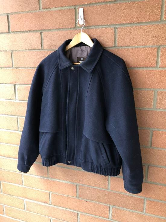 Givenchy Vintage Givenchy Wool Flight Jacket Size US M / EU 48-50 / 2