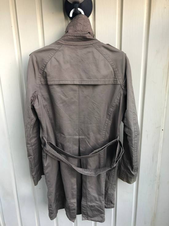Julius SS 2008 military trench Size US M / EU 48-50 / 2 - 2