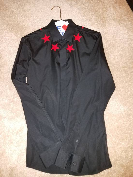 Givenchy Givenchy Stars Shirt Size US M / EU 48-50 / 2 - 5