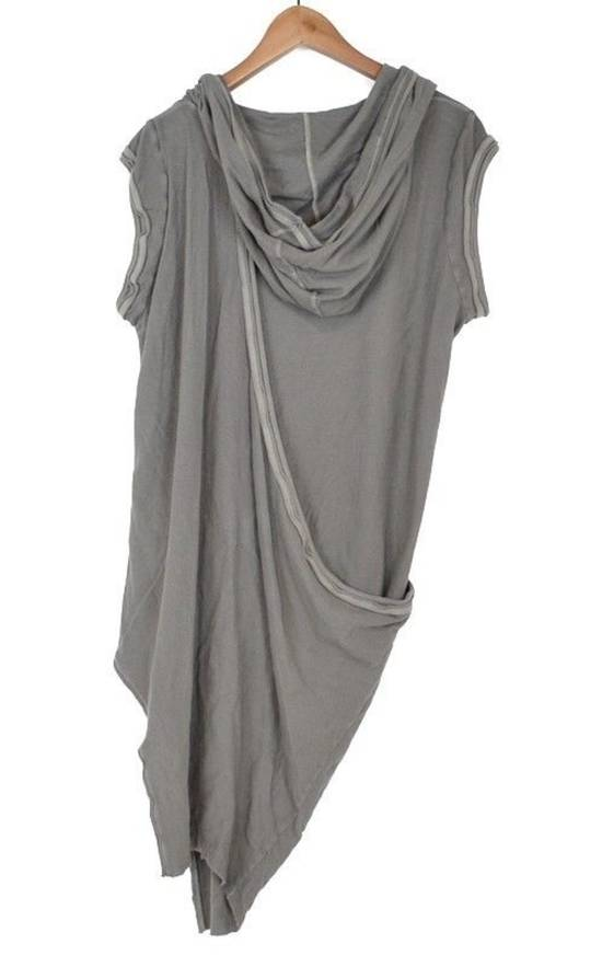 Julius Hooded Asymmetric Tank T-shirt Size US M / EU 48-50 / 2 - 1