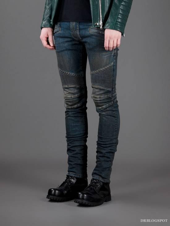 Balmain dusty biker Size US 28 / EU 44 - 1