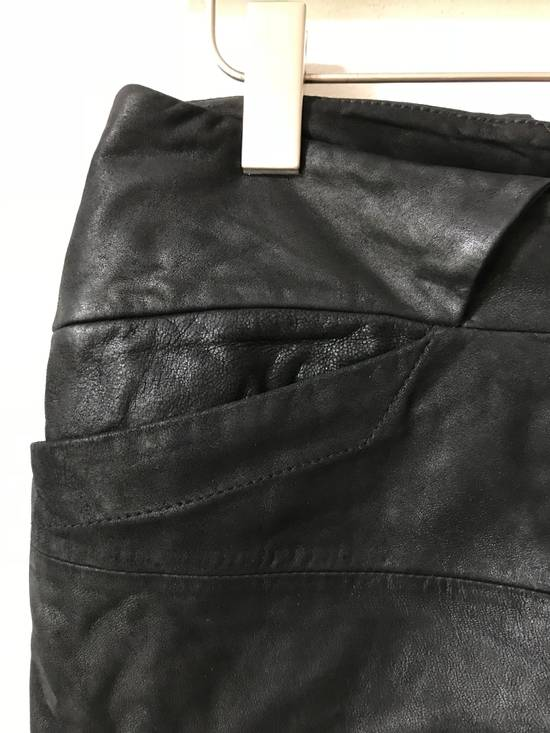 Julius lamb leather pants size 3 Size US 34 / EU 50 - 5