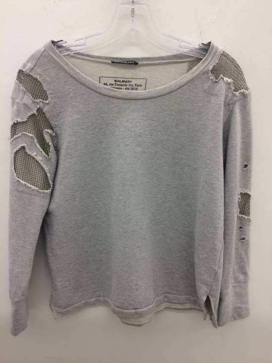 Balmain Chainmail Sweater Size US S / EU 44-46 / 1