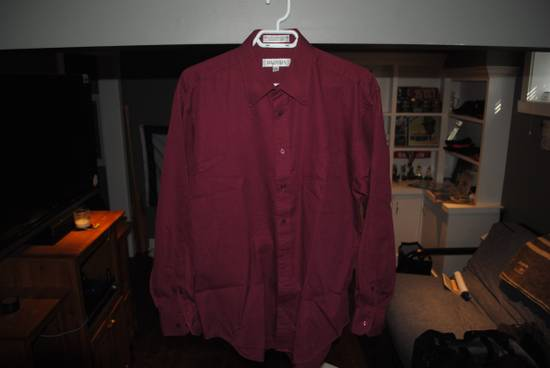 Balmain Cabernet Button Up Size US M / EU 48-50 / 2 - 1