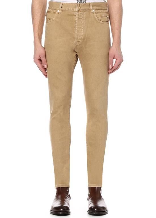Balmain Camel Jeans Size US 30 / EU 46