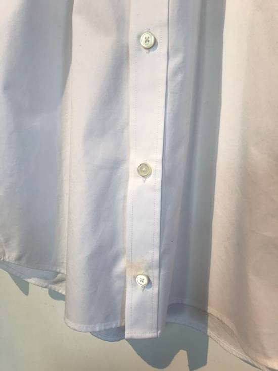Givenchy Givenchy White Harness Straps Button Down Shirt Size US M / EU 48-50 / 2 - 6