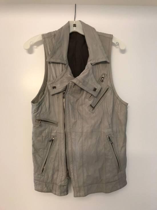 Julius Lamb Skin Rider Vest Size US S / EU 44-46 / 1