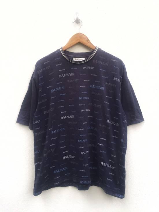 Balmain Balmain Short Sleeve T-shirt Full Print Size US L / EU 52-54 / 3