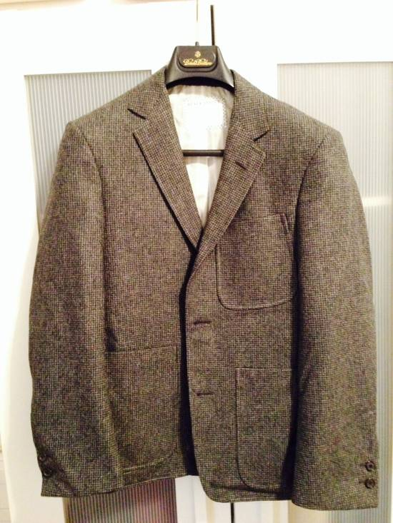 Thom Browne Black Fleece 3 B Sport Coat Size 34S - 1