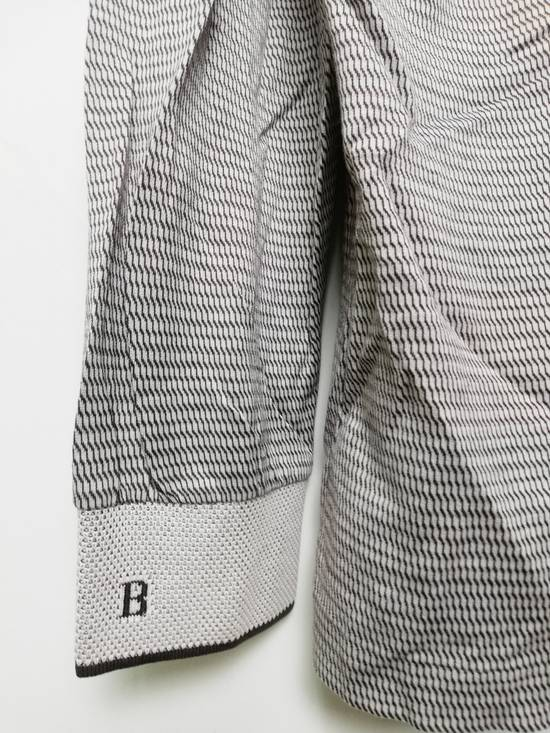 Balmain Pierre Balmain Paris Long Sleeves Golf Shirt Size US L / EU 52-54 / 3 - 10